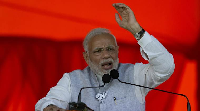 PM takes dig at Akbaruddin Owaisi over 'CM has to bow before us' comment