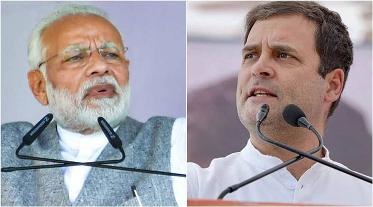 Govt's rejects higher military service pay: Rahul attacks Modi, says PM has betrayed the country