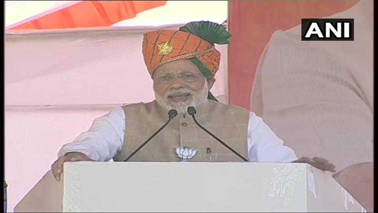 rajasthan elections live updates, modi rally