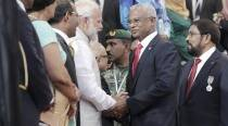 India to give all help to new Maldivian Govt: Narendra Modi assures President Solih