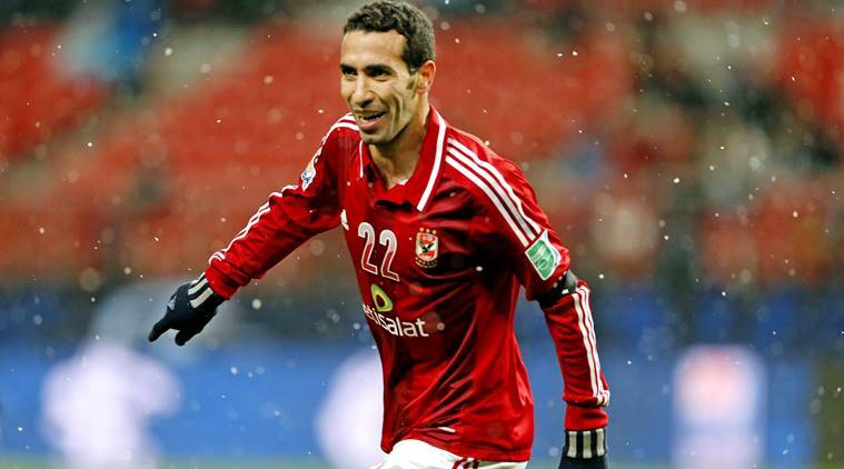 Egypt's Retired Soccer Star mohamed Aboutrika Sentenced To One Year In Prison