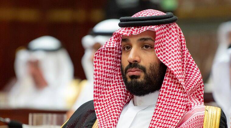 Saudi crown prince arrives Cairo on regional tour