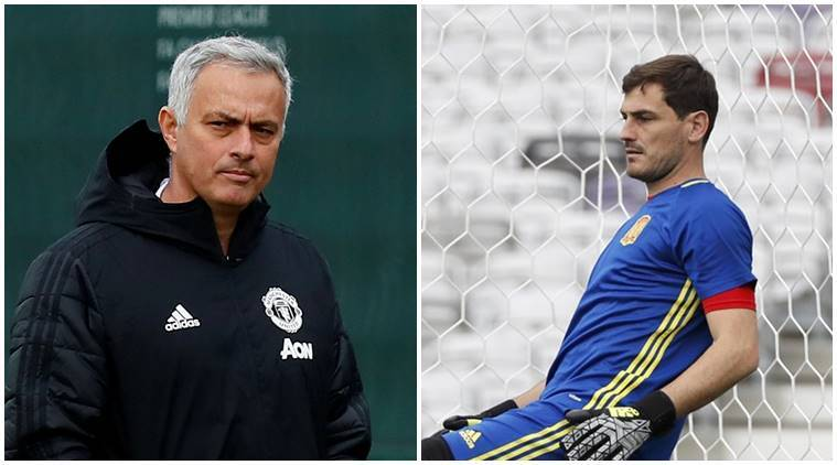 Mourinho: De Gea singled out by 'very powerful' Spanish media