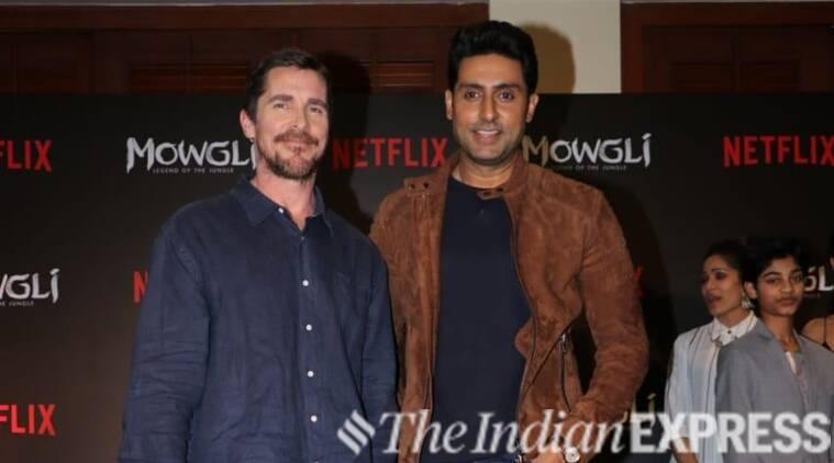Mowgli Legend of the Jungle Abhishek Bachchan