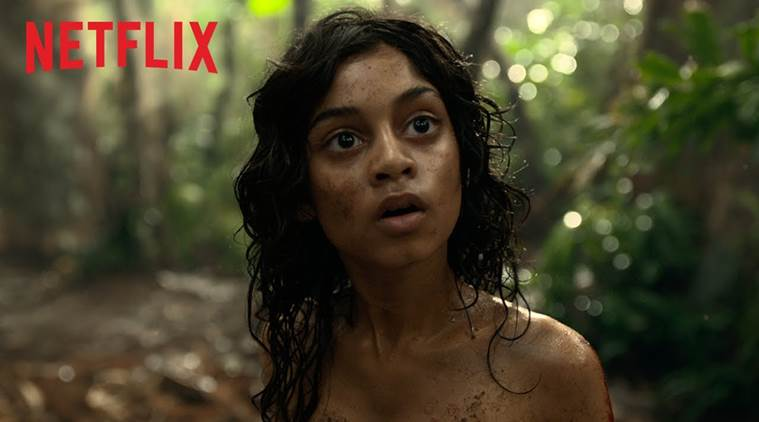Mowgli Legend of the Jungle directed by Andy Serkis