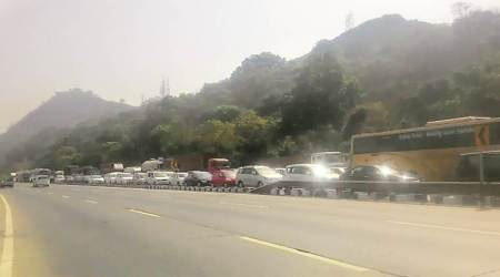 Zero Fatality Corridor project, Mumbai-Pune Expressway accidents, Pune news, maharashtra news, indian express news