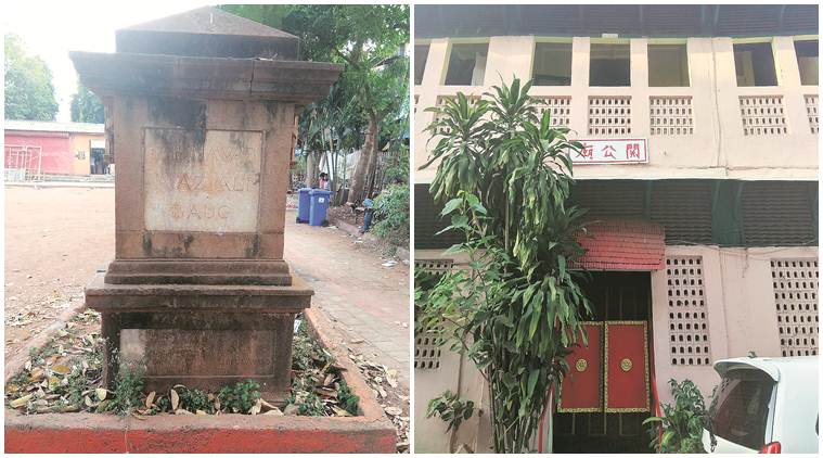 Mumbai: A road at the confluence of Nawab & Chinese cultures