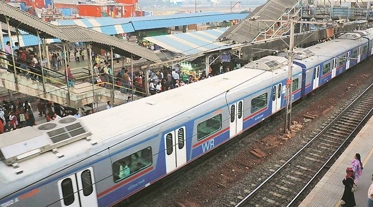 railways, mumbai ntrain, train mishaps, mumbai train accidents, mumbai suburban train, mumbai local train, mumbai accident, train deaths, mumbai news, indian express