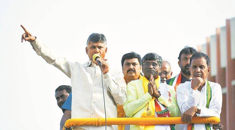 N Chandrababu Naidu: I never obstructed KCR from fulfilling poll promises