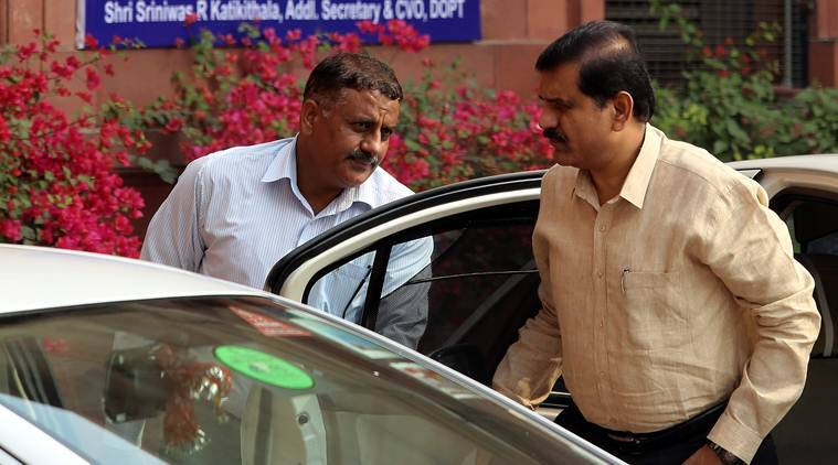 Sentenced, CBI's Nageswara Rao takes corner seat, and energy bar