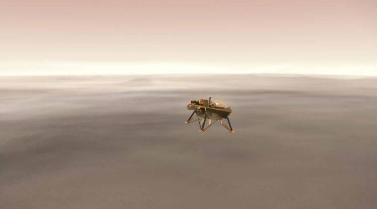 NASA InSight: How the Mars robot will survive entry, descent, landing