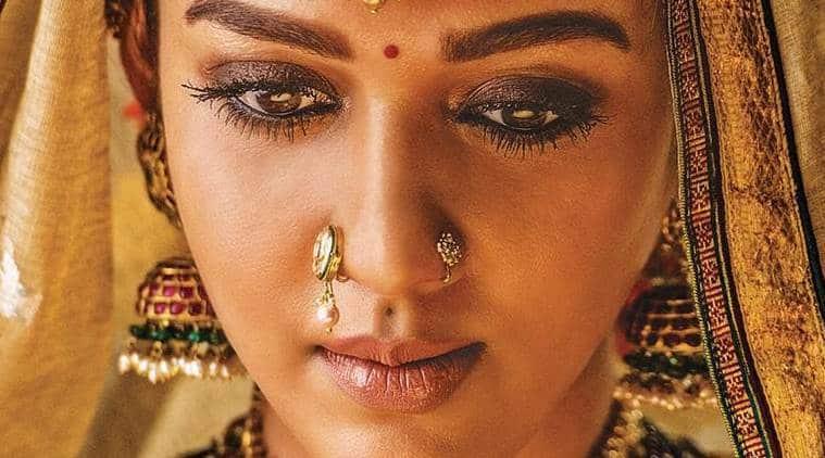 Nayanthara Telugu film Sye Raa Narasimha Reddy