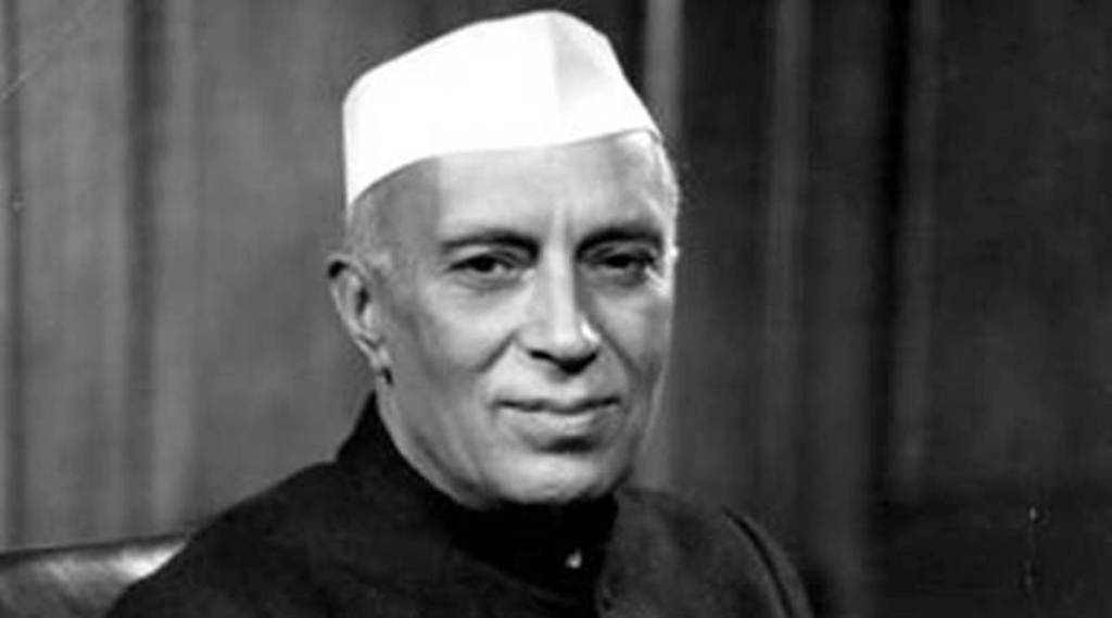 Demolishing Nehru