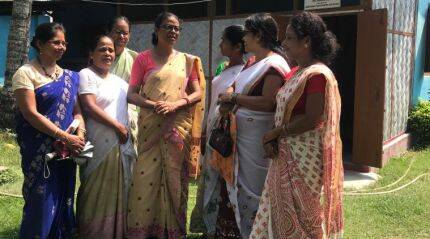 This women's collective tackles harassment in Assam, anywhere,anytime