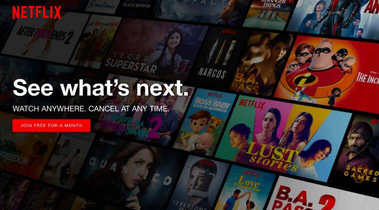 Netflix Considering Lower-Price Plans for Select Asian Markets