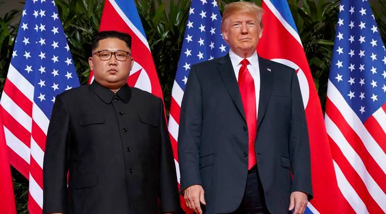 North Korea state media says denuclearisation includes 'eliminating US nuclear threat'
