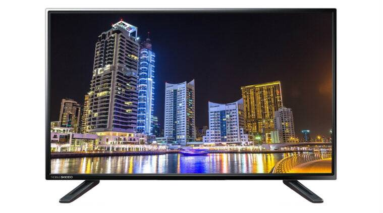 Noble Skiodo NB32R01 32-inch HD prepared LED TV launched: Price, specifications