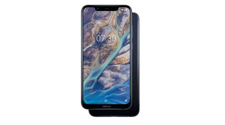 Nokia 8.1, Nokia 8.1 India launch, Nokia X7, Nokia 7.1 Plus, Nokia 8.1 features, Nokia 8.1 specifications, Nokia X7 India launch