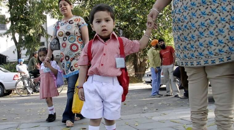 nursery admissions, delhi nursery admissions, delhi private schools, education news, nursery age limit