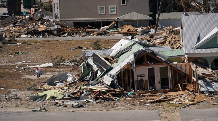'Like a terror movie': How climate change will cause more simultaneous disasters