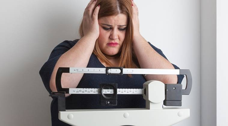 A Higher Bmi Causes Depression Even In The Absence Of Other Health Problems Study Lifestyle News The Indian Express