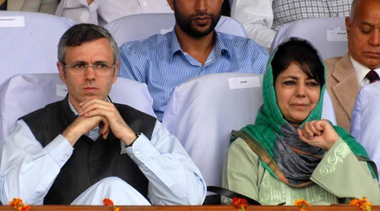 Mehbooba Mufti, Omar Abdullah, PSA, PSA against Mehbooba Mufti, PSA against Omar Abdullah, Public Safety Act, Jammu Kashmir news, kashmir article 370