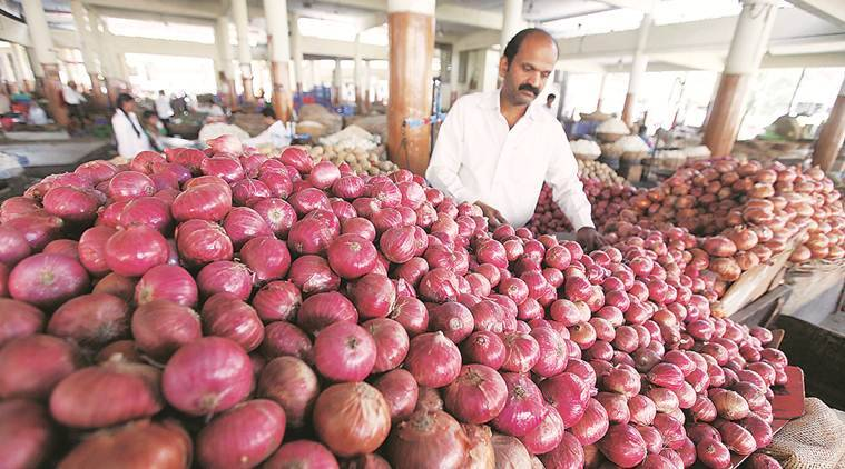 Image result for news on price rise on onions