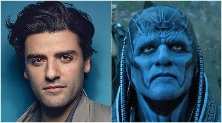 oscar isaac in x men apocalypse