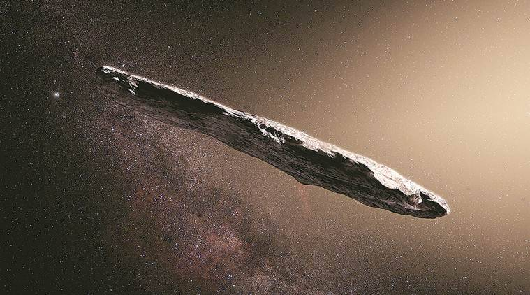 Fact Check, Ground reality: Oumuamua: Asteroid, comet, or alien spaceship?