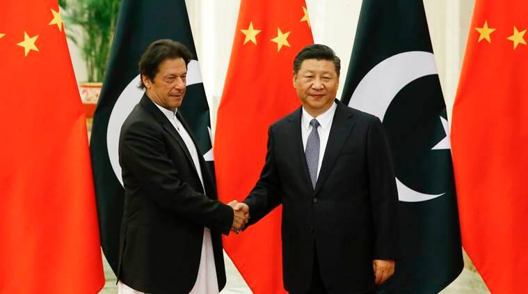 China's 'Belt and Road' plan in Pakistan takes a military turn