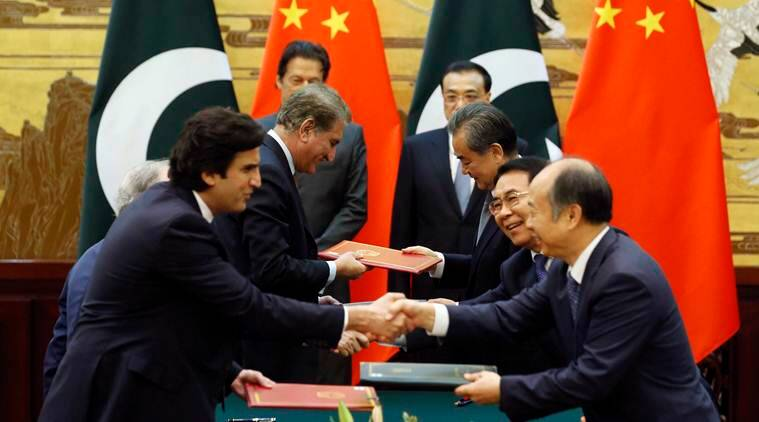 Pakistan-China, India-Pakistan relations, Imran Khan, Imran Khan China visit, Pak-China PM meet, Chin aon India-pakistan meeting, world news, Indian express