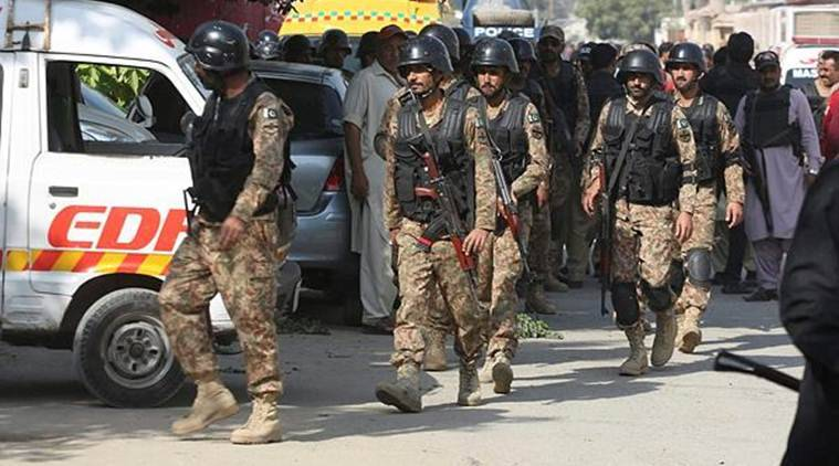 Bomb Blast: At Least 25 Killed In Market , Report