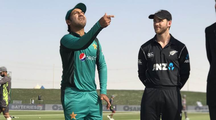 Pakistan vs New Zealand 2nd ODI Live Cricket Score