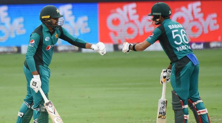 Pakistan Vs New Zealand 3rd Odi Highlights Match Abandoned Due To Bad Weather Sports News The Indian Express