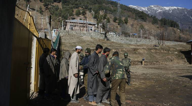 Jammu-Kashmir panchayat polls: Nearly 75 per cent voting recorded in first phase