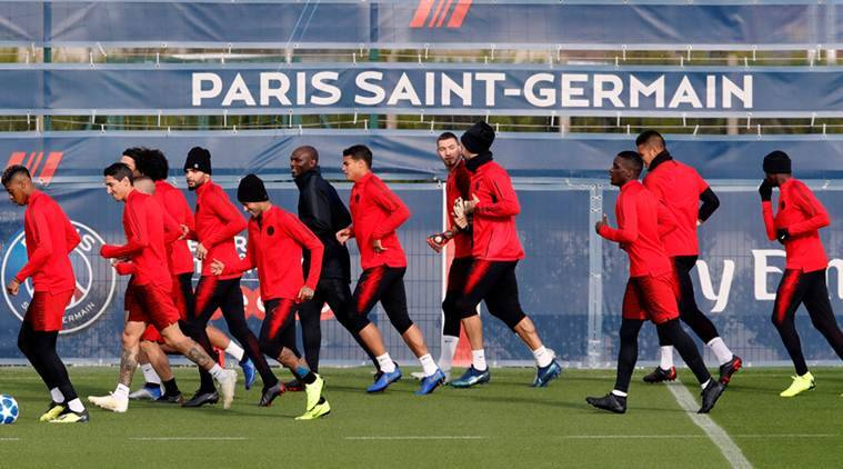 PSG cleared of breaching financial fair play rules
