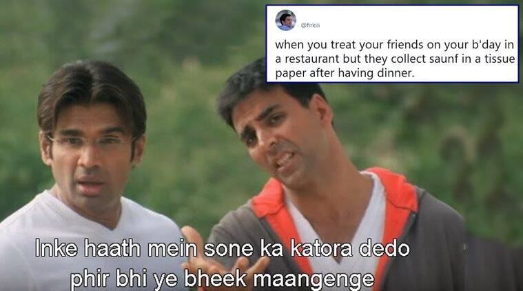 People Have Rediscovered This Phir Hera Pheri Scene To Describe Life