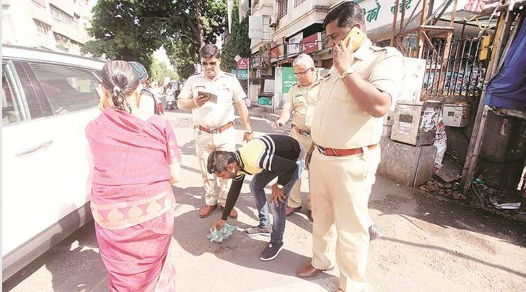Pune Municipal corporation, PMC,spitting on roads,Maharashtra government's, Indian Express,