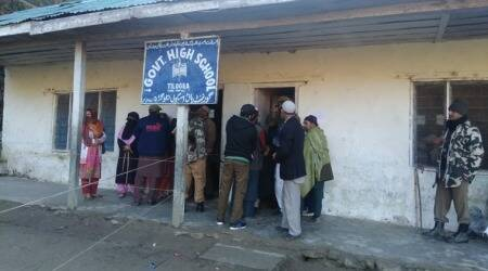 Jammu and Kashmir: Voting underway in first phase of Panchayat polls
