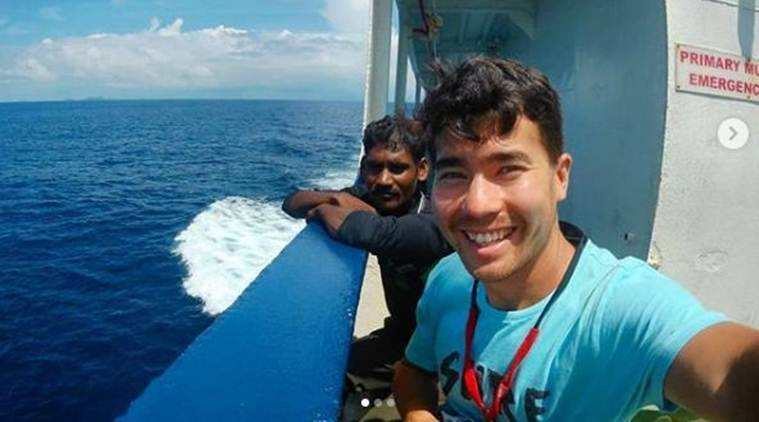 Sentinelese tribe, american tribe, north sentinel island, Andaman and Nicobar, John Alley Chau, indian express