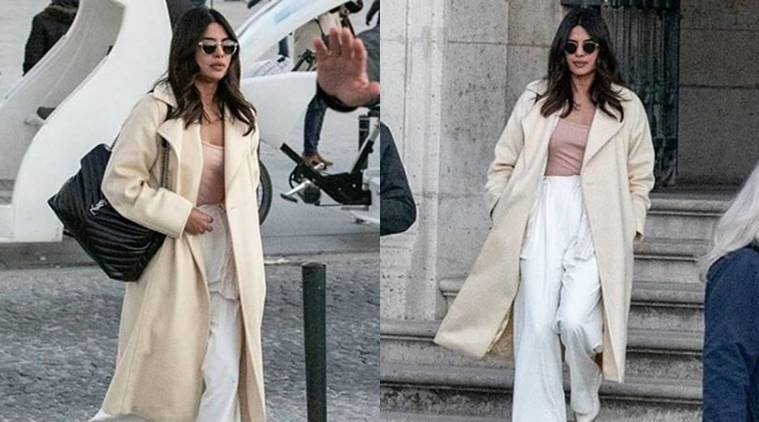 priyanka chopra, priyanka chopra in paris, priyanka chopra pics, priyanka chopra pictures, priyanka chopra pictures, priyanka chopra style file, priya chopra fans, priyanka chopra fashion, indian express, indian express news