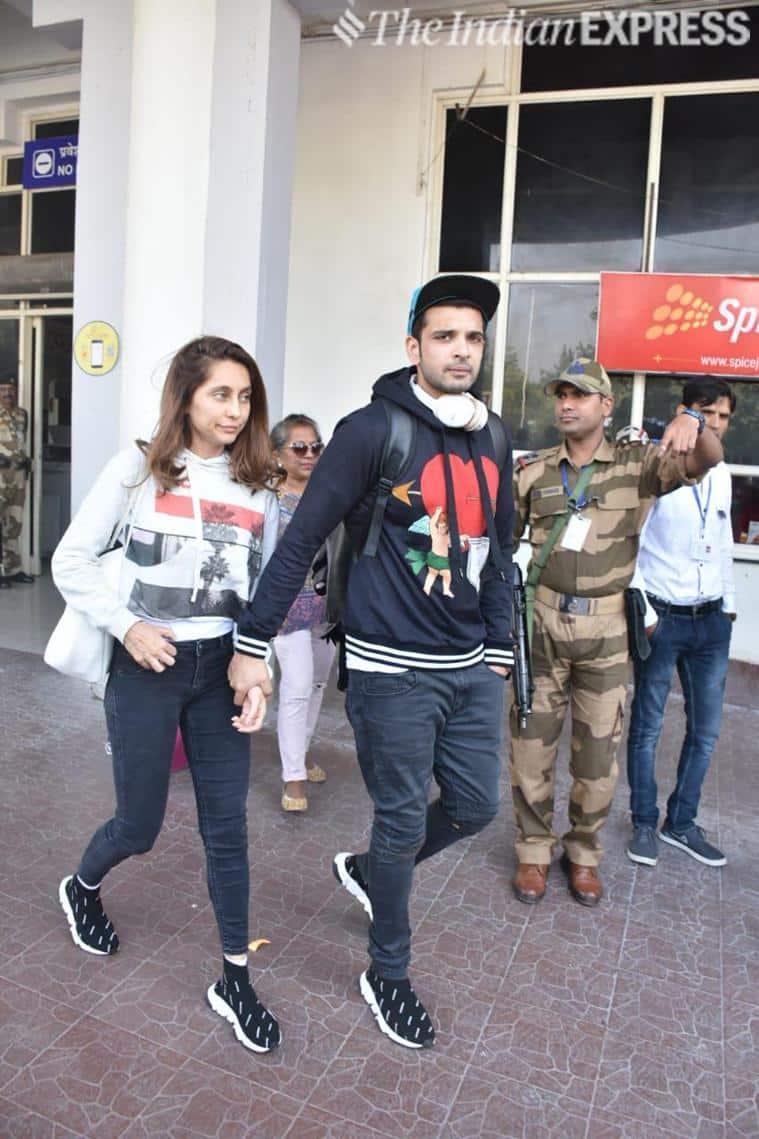 nick jonas and priyanka chopra arrive in jodhpur for