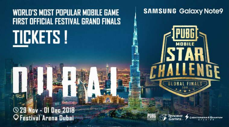 PUBG Mobile, PUBG Mobile Star Challenge Global Finals, PUBG eSports event, PlayerUnknowns Battlegrounds MCGF, PUBG global finals features, Dubai PUBG event, PUBG Mobile Star Challenge Global Finals dates, PUBG eSports finals, latest PUBG updates, PUBG Mobile Season 4, PUBG latest features