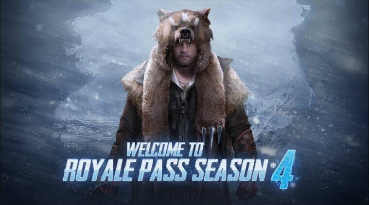PUBG Mobile Season 4: Royale Pass, New Gun, New Mode
