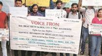 Demand under consideration, matter top priority: Centre to striking research scholars