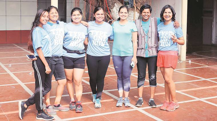 Pune: Type 1 Patients Think Beyond Diabetes, Go For Runs And More