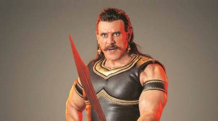 Puneet Issar, Puneet Issar in Mahabharata, Mahabharat Puneet Issar, Ramayan, Puneet Issar as Duryodhana, Indian Express