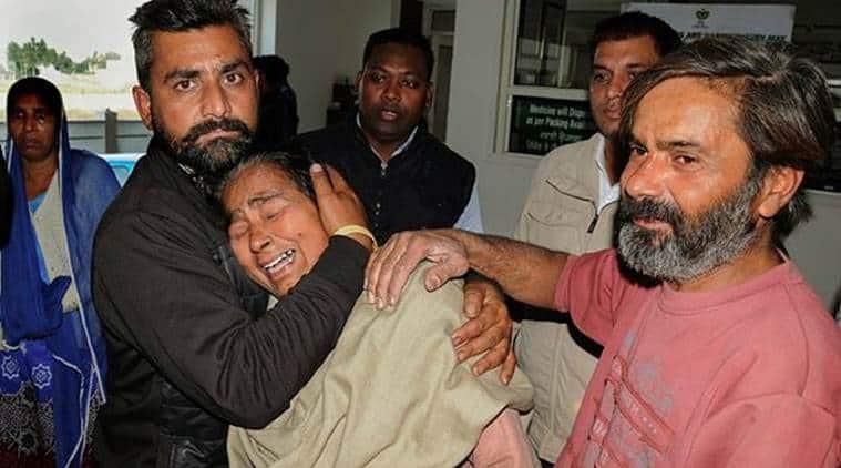 Amritsar grenade attack