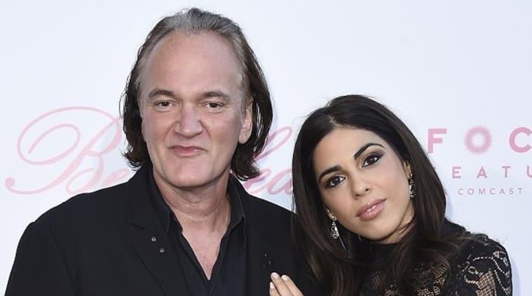 Quentin Tarantino and Daniella Pick marry