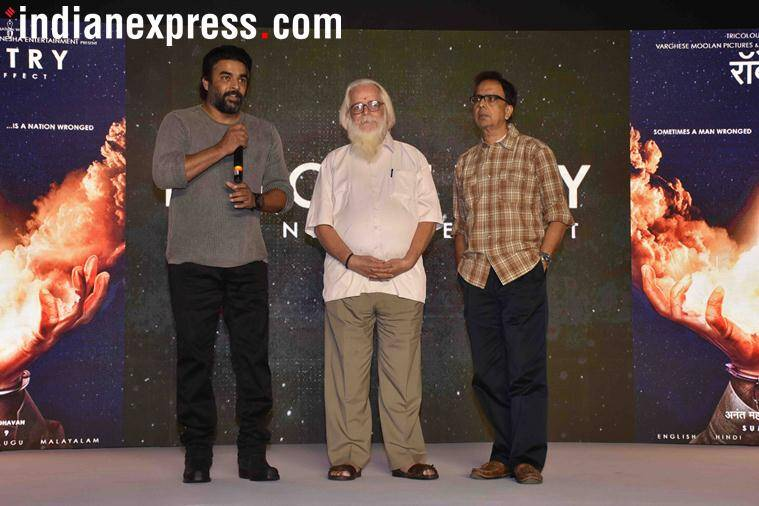 rocketry teaser launch madhavan